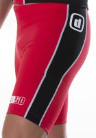 Šortky iShorts men's Red / Black