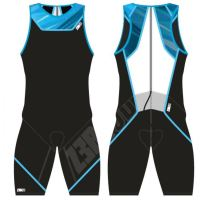 Start Trisuit man Armada Black/Blue