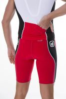 iSinglet men's Red / Black / White