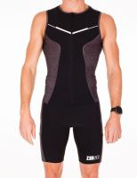 Racer SINGLET MAN Black Series