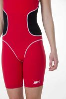 Kombinéza oSuit women's Red / Black