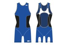 Kombinéza oSuit women's Blue / Black