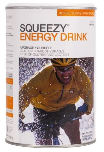 SQ Energy drink 500 g