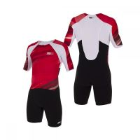 TT Suit black/red