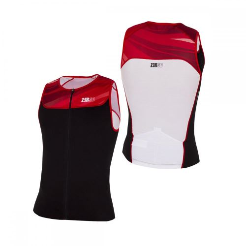 Start Trisinglet Black/Red