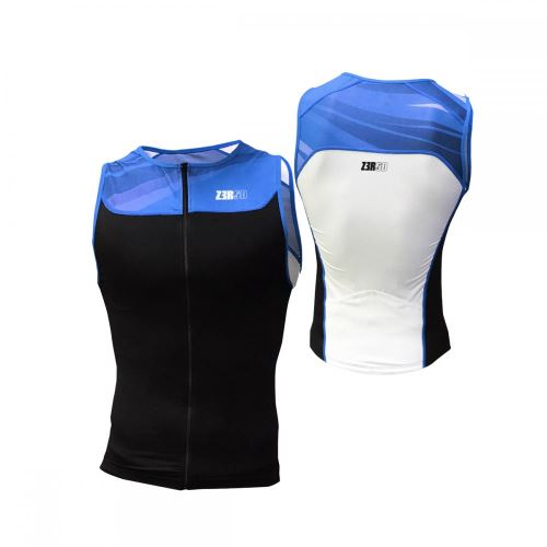 Start Trisinglet Black/Blue