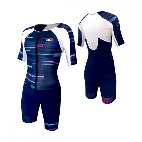 Racer TTSUIT WOMAN Revolution Blue
